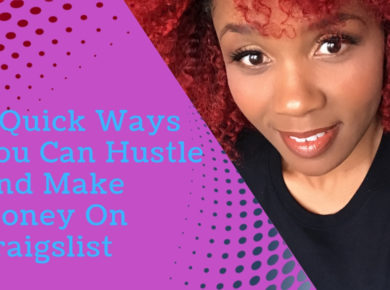 how to hustle and make money on craigslist online SHalita Heard