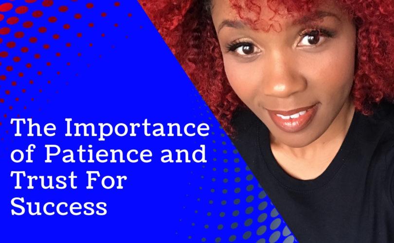 Shalita Heard Life coach business coach for black women in business success trust patience