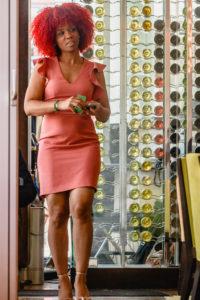 Shalita heard Texas  black business coach