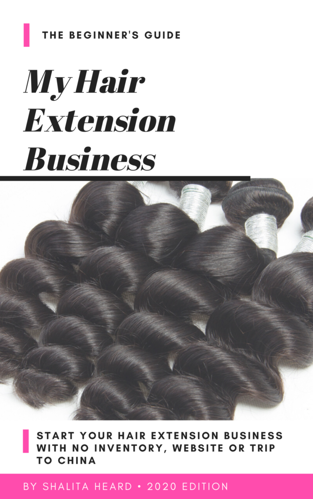 start your own hair extension business